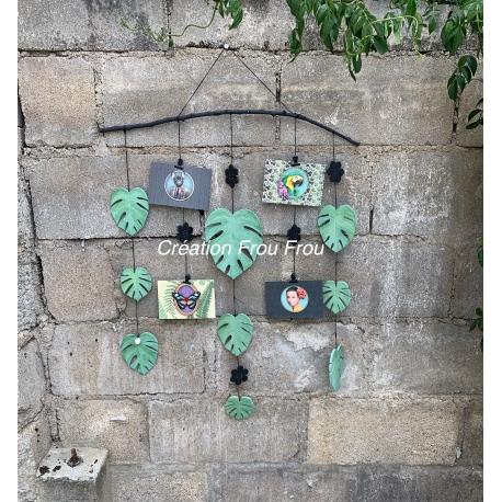 """Guirland """"feuilles"""""""